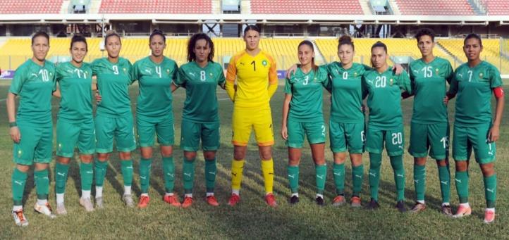La sélection nationale féminine