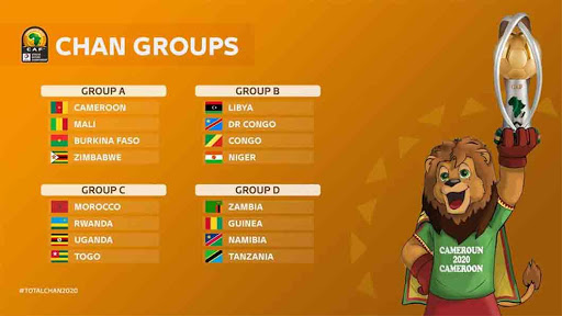 CHAN 2021 : Ce soir, Cameroun/Zimbabwe en ouverture à 18 heures