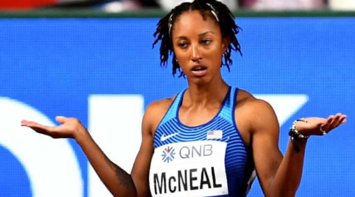 Dopage: L'Américaine Brianna McNeal, championne olympique du 100 m haies, suspendue