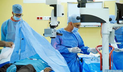 Azilal : campagne de chirurgie générale au profit des zones touchées par la vague de froid