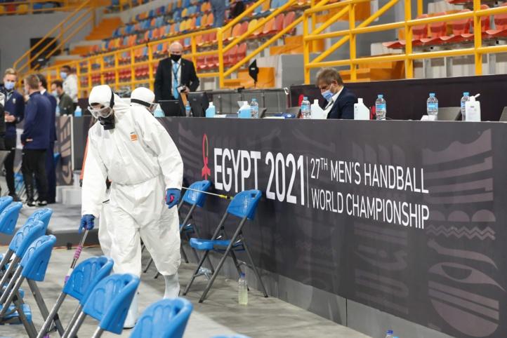 Mondial de Handball : Premier match annulé à cause de la Covid-19