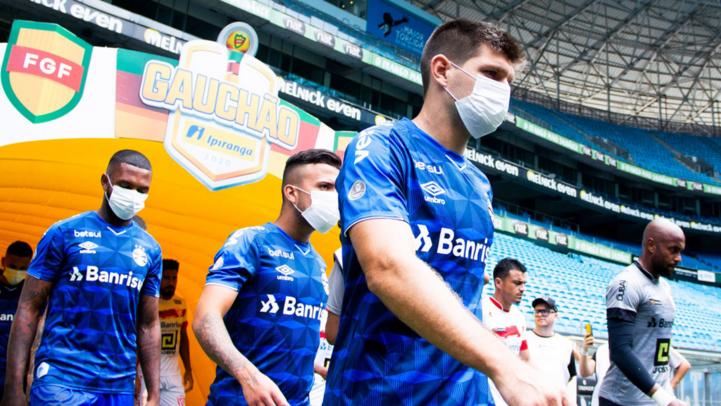 Covid-19 / Brésil : Un joueur remplacé à la mi-temps à cause du virus !