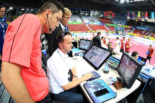 Mondial de handball : La VAR utilisée sous la dénomination VPS