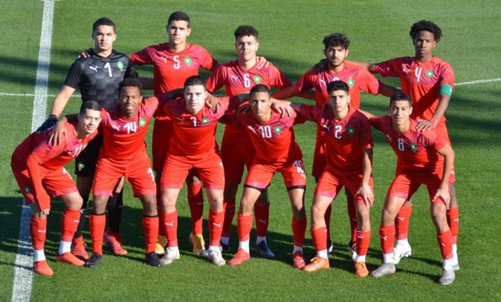 Football: L'équipe nationale U17 en stage de préparation à Maâmoura