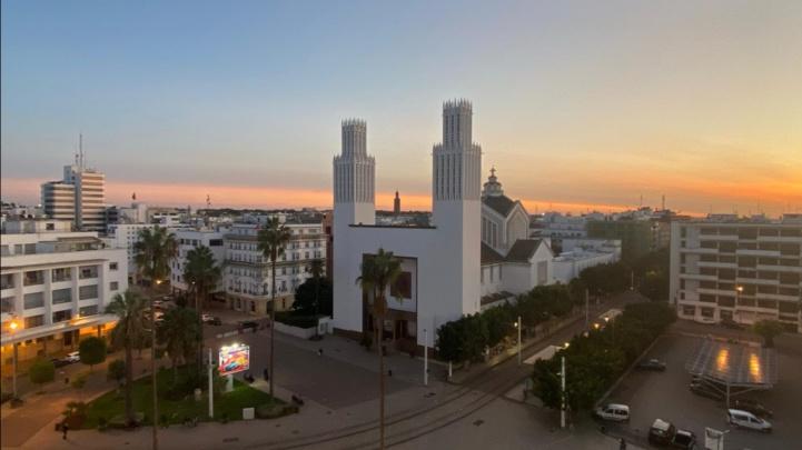 Rabat, à quelques heures du couvre-feu. (Ph.Soukaina)