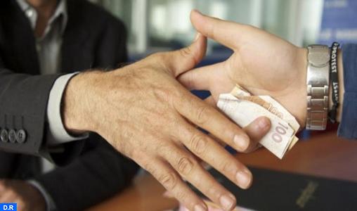 Lutte contre la corruption dans le secteur financier: Nécessité d'approfondir la connaissance du risque