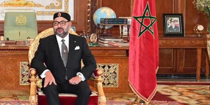 SM le Roi reçoit le ministre émirati des Affaires étrangères et de la Coopération internationale