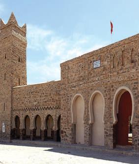 Architecture : Le patrimoine culturel est également architectural