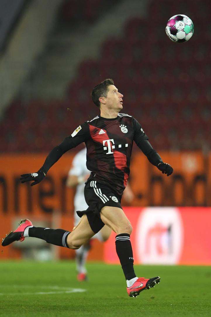 Allemagne: Lewandowski marche sur l'eau, le Bayern sur la Bundesliga
