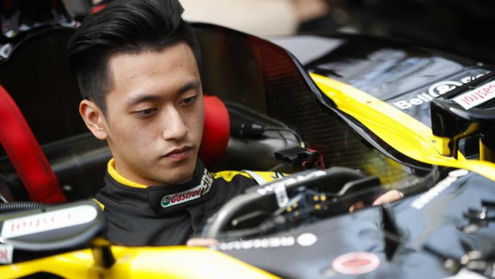 Zhou Guanyu, un premier Chinois aux portes de la F1