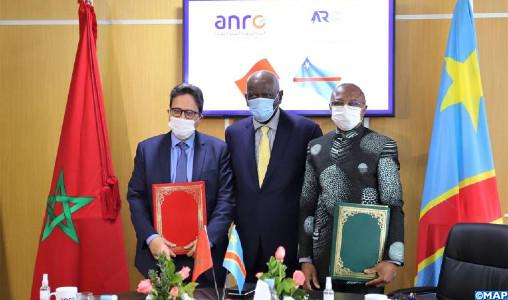 Maroc/RDC: Signature d'un accord de coopération pour la régulation de l'électricité