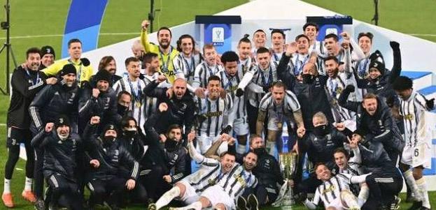 Supercoupe : La Juventus s'offre le Trophée et Pirlo déjà un titre