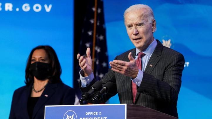 Reconnaissance de la marocanité du Sahara : Biden continuera de soutenir l'accord tripartite
