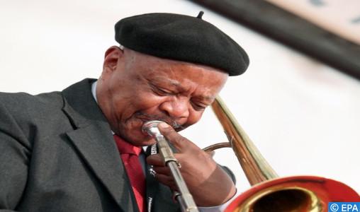 L'icône du jazz sud-africain Jonas Gwangwa n'est plus
