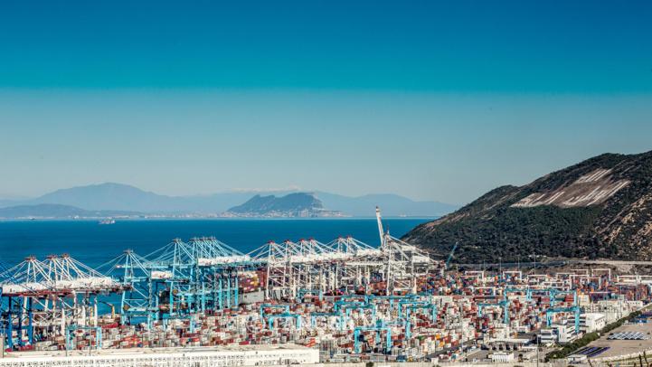 Tanger Med désormais premier port à conteneurs en Méditerranée