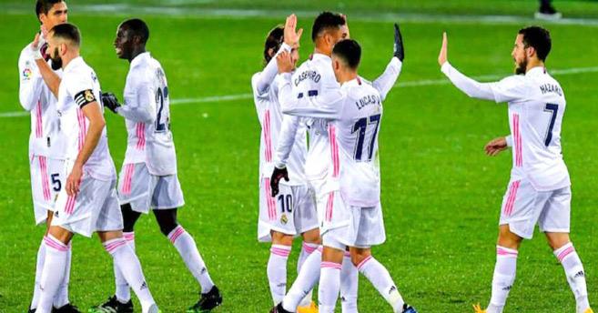 Liga : Le Real sourit à nouveau, Zidane sauvé par contumace