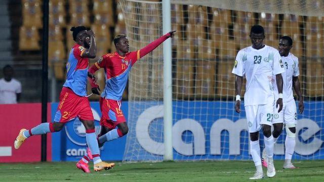 CHAN / Groupe « B » : Qualification du Congo Brazzaville et de la RD. du Congo !