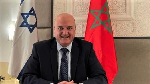 L'ambassadeur israélien arrivé au Maroc…une première depuis deux décennies