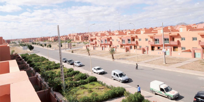 Tamansourt : Perturbation de la circulation sur la route nationale