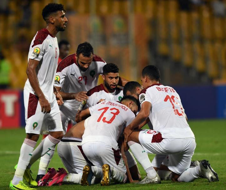 CHAN / Maroc-Ouganda (5-2) : Le Maroc se qualifie en beauté !