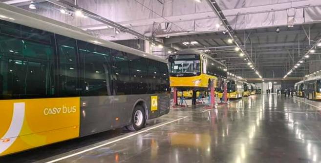 Casablanca : Les nouveaux bus seront bientôt opérationnels