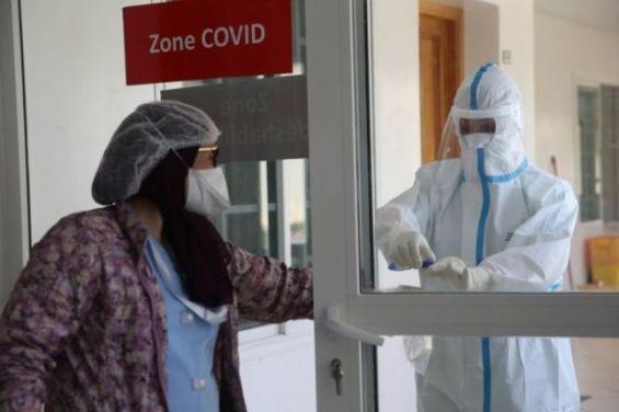Compteur coronavirus : 890 cas testés positifs et 20 décès en 24H