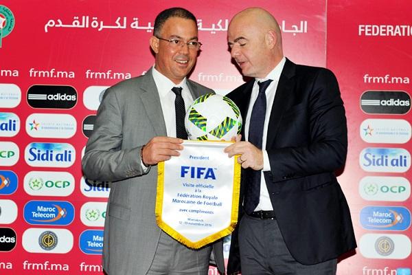 """Revue de presse / Selon le journal kényan """"Daily Nation"""" : Fouzi Lekjaâ est l'un des meilleurs administrateurs de football"""