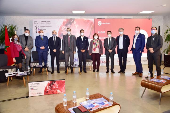 AUSIM : La Maturité Digitale au Maroc