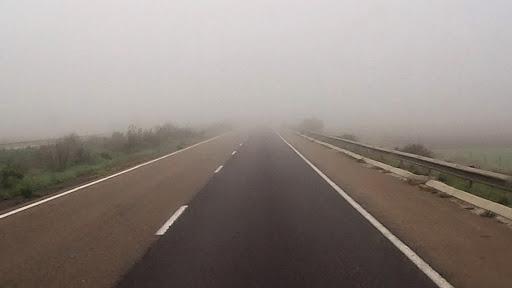 ADM annonce une recrudescence du brouillard sur certaines sections autoroutières