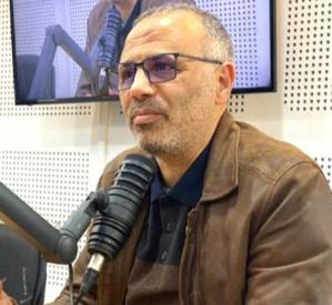Dr Tawfiq Benjelloun au micro de « Hatta La Nanssa ». Ph. Laglag