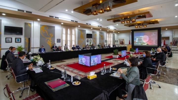 La Fondation Mohammed VI de Promotion des Œuvres Sociales de l'Education-Formation dresse le bilan de 2020