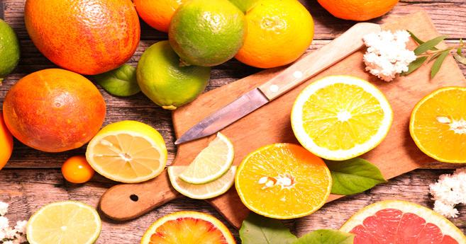 Nutrition : Les agrumes, fruits stars de la saison