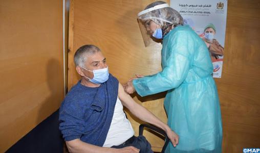 Vaccination: Installation de 40 points fixes et mobiles à Benslimane