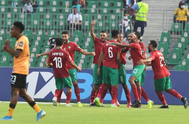 CHAN : Le Maroc pulvérise la Zambie (3-1) et passe en demi-finale !