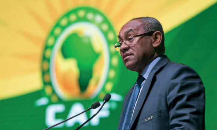Football africain : Ahmad Ahmad reprend son poste de président de la CAF !