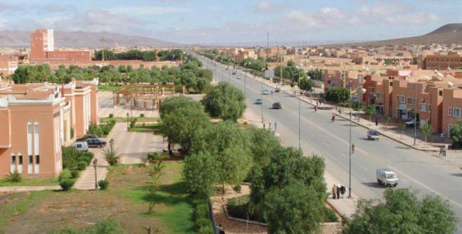 Guelmim-Oued Noun : Des ambassadeurs s'informent des atouts économiques