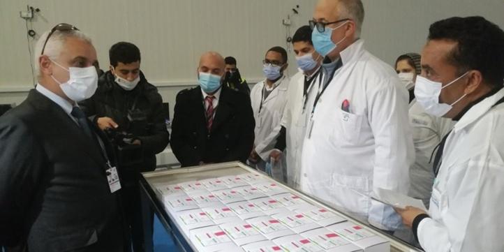 Moulay Yaacoub: Démarrage de la vaccination du personnel de l'éducation nationale