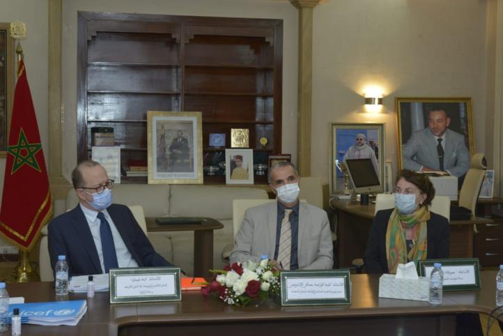 Unicef-Maroc : Signature d'un mémorandum d'entente avec la Fondation Mohammed VI pour la Réinsertion des Détenus
