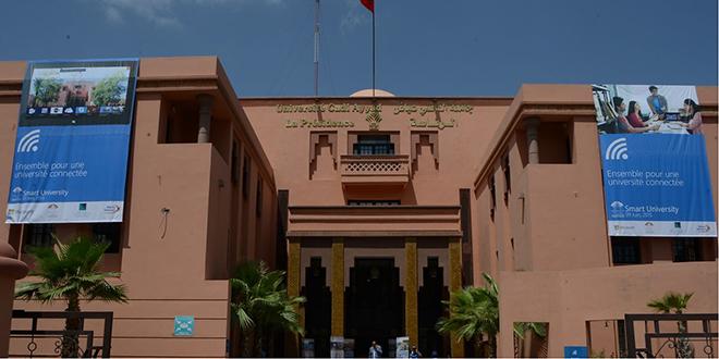 """L'UCA de Marrakech au Top 4 du classement """"Webometrics"""" des meilleures universités de l'Afrique du Nord"""