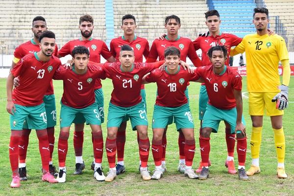 CAN U20 / Préparation : L'équipe nationale à Laâyoune, le Sénégal, le Centrafrique et le Burkina Faso à Rabat