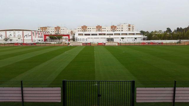 Stade Moulay El Hassan, l'un des stades retenus pour cette compétition.
