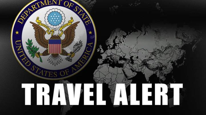 Le département d'État des US recommande au Américains de ne pas voyager en Algérie