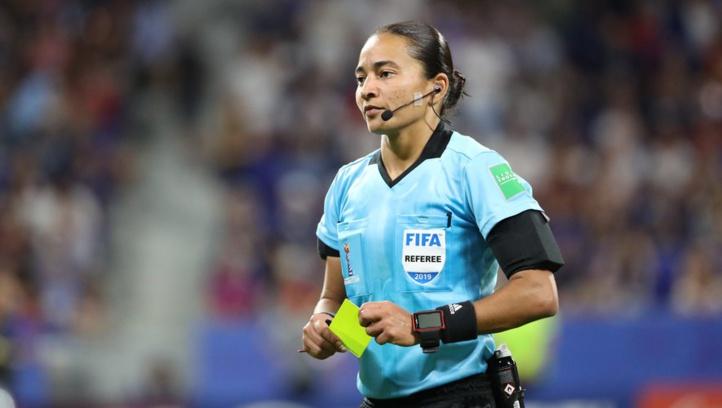 Football: Edina Alves, pionnière de l'arbitrage féminin au Mondial des clubs