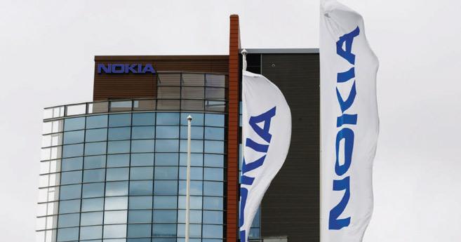 Nokia et Vodafone : L'alliance des géants pour la révolution du Net