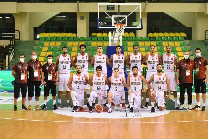 Basket-ball : La sélection nationale en stage de préparation en Tunisie