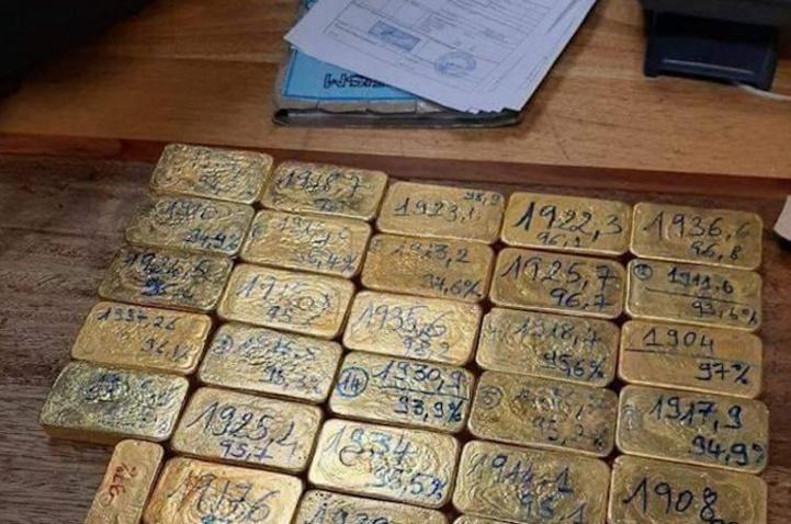 Trafic d'or : Une société à Dubaï revendique les lingots d'or interceptés à Johannesburg