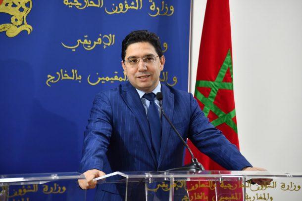 Bourita : Le Maroc salue l'élection d'une autorité exécutive temporaire en Libye