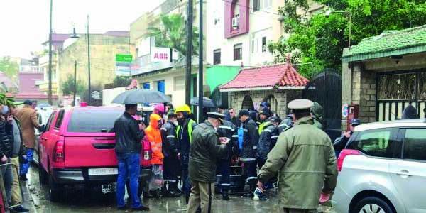 Inondations/Tanger : 24 personnes périssent dans un atelier clandestin