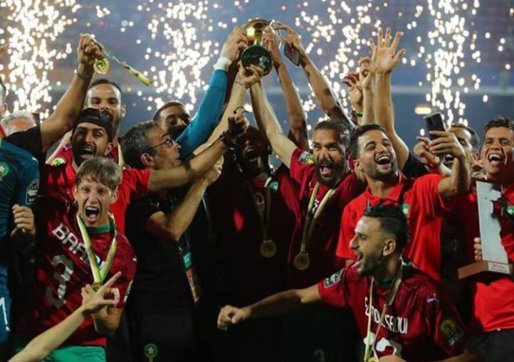 CHAN 2020 : 5 Marocains parmi l'équipe type de la CAF !