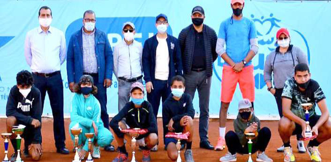 Tennis : Au R.T.C Agadir, entre émotions et sensations